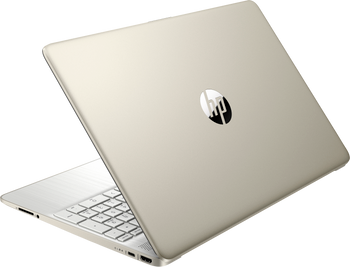 "HP Laptop 15-ef1002ds - 15.6"" Touch, AMD Athlon Gold, 8GB RAM, 256GB SSD, Windows 10, Pale Gold"