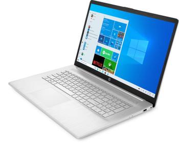 "HP Laptop 17-cn0013dx -17.3"" Display, Intel i3, 8GB RAM, 1TB HDD, Windows 10, Silver"