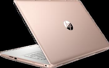 "HP 15z-ef100 Notebook - 15.6"" Display, AMD Athlon, 8GB RAM, 128GB SSD, Windows 10, Pale Rose Gold"