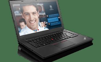 "Lenovo Thinkpad T460 Business Notebook - 14"" Display, Intel i5, 8GB RAM, 256GB SSD, Windows 10 Pro"