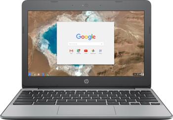 "HP Chromebook 11-v031nr - 11.6"" Display, Intel Celeron, 4GB RAM, 16GB eMMC, Chrome OS"