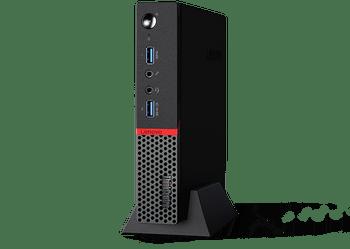 Lenovo ThinkCentre M900 Tiny - Intel i5, 8GB RAM, 256GB SSD, Windows 10 Pro