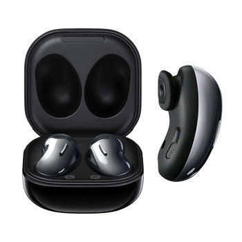 Samsung SM-R180NZKAXAR headphones/headset In-ear Bluetooth Black