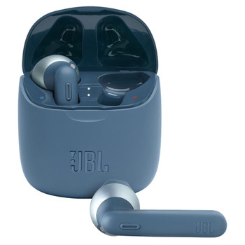 JBL Tune 225TWS True Wireless Bluetooth Earbud Headphones, Blue