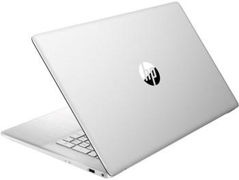 "HP 17z-ca300 Notebook - 17.3"" Display, AMD Ryzen 5, 12GB RAM, 256GB SSD, Windows 10, Silver"