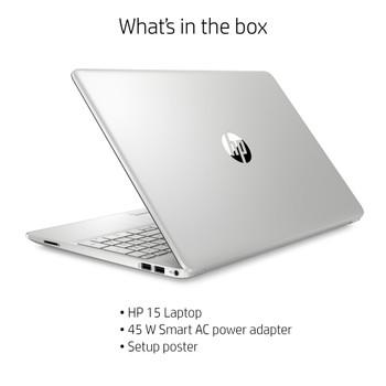 "HP Laptop 15-dw3015cl - 15.6"" Display, Intel i5, 12GB RAM, 1TB HDD, Windows 10"