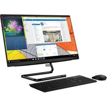 "Lenovo IdeaCentre A340 - 23.8"" Touch, Intel i3-9100T, 8GB RAM, 1TB HDD, Windows 10 Home - F0ER0080US"