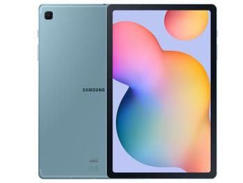 """Samsung Galaxy Tab S6 Lite SM-P610N 64 GB 10.4"""" Samsung Exynos 4 GB Wi-Fi 5 (802.11ac) Android 10 Blue"""