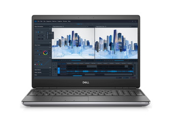 "Dell Mobile Precision 7560 - 15.6"" Display, Intel i5, 16GB RAM, 256GB SSD, Nvidia RTX T1200 4GB, Windows 10 Pro - 44FKN"