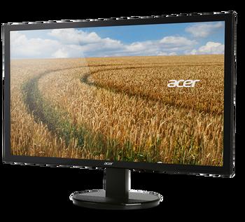 Acer K242hl 23.8in Black LED Display - UM.FX2AA.D01