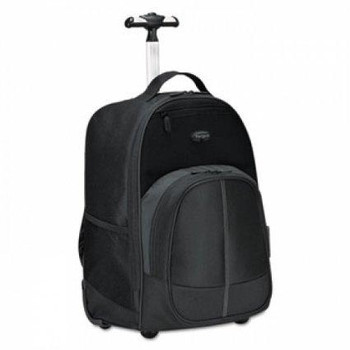 Targus Compact Roller Backpack (black/gray)16