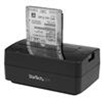 "Hard Drive Docking Station for 2.5 / 3.5"" SATA Drives - USB 3.1 (USB-A, USB-C) or eSATA"