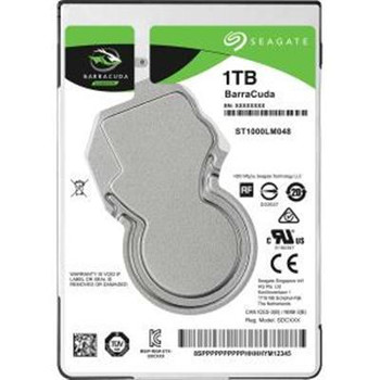 "Seagate Barracuda 1TB -  2.5"" Hard Drive"
