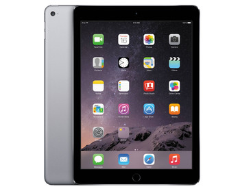 "Apple iPad Air - A7 - 1.30GHz, 16GB SSD, 9.7"" Touchscreen, Grey, 1 Year Warranty MD785LL/B"