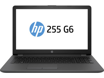 "HP 255-G6 Notebook – AMD E2 – 1.5GHz, 4GB RAM, 500GB HDD, 15.6"" Display, Windows 10 Pro 64"