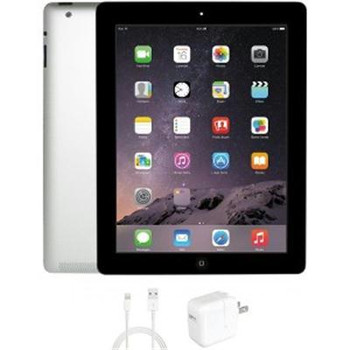 "Apple iPad 4, 9.7"", 32GB, WiFi, Black"