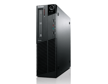 Lenovo Thinkcentre M82 Business PC Sff - Intel Core i5 - 3.20GHz, 4GB RAM, 500GB HD, Windows 10 Pro