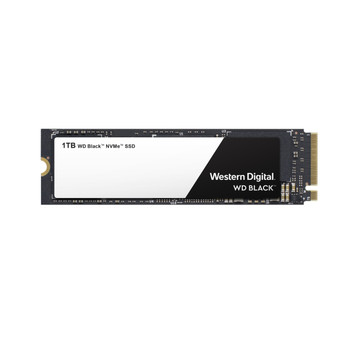 Western Digital Black NVMe SSD 1TB M.2 PCI Express 3.0 Solid State Drive