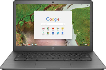 "HP Chromebook 14-ca061dx - Intel Celeron, 4GB RAM, 32GB SSD, 14"" Touchscreen"