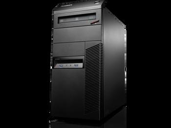 Lenovo Thinkcentre M91p Tower Pc - Intel i5 - 3.10GHz, 8GB RAM, 320GB HDD, Windows 10 Pro