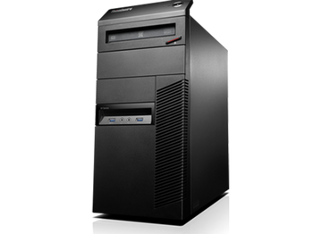 Lenovo Thinkcentre M91p Tower PC - Intel i5 - 3.10GHz, 8GB RAM, 1TB HD, Windows 10 Pro
