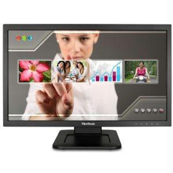 Viewsonic 22in Multi-touch Led Full Hd Led Backlit Monitor With 1920x1080 Resolution, Dual