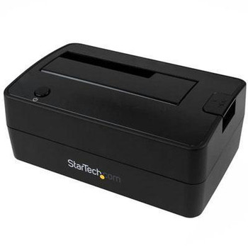 Startech Dock Your 2.5in Or 3.5in Sata Ssd/hdd Over High Performance Usb 3.1 Gen 2 (10 Gb