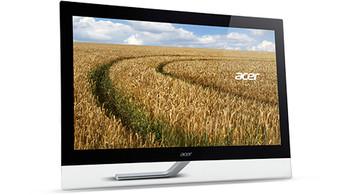 "Acer Touch T232HL Abmjjz screen monitor 58.4 cm (23"") 1920 x 1080 pixels Black"
