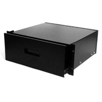 Startech Add A Rugged 4u Storage Drawer To Any Standard 19in Server Rack Or Cab - Rac