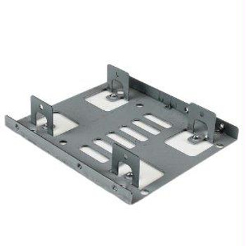 Startech Mount Two 2.5in Sata Ssds/hdds Into A Single 3.5in Drive Bay-hard Drive Mounting