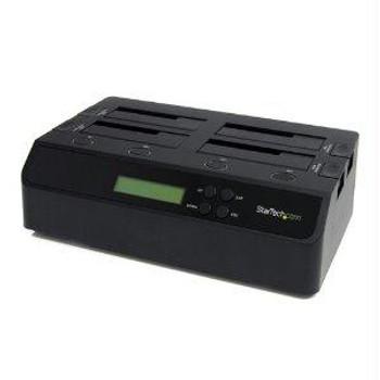 Startech Usb 3 Esata Sata 1:3 Hdd Duplicator Dock