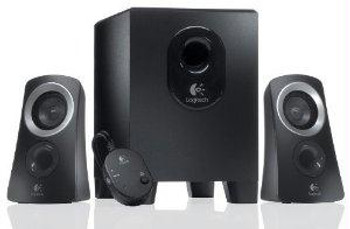 Logitech Speaker System - 25 Watt - 48 - 20000