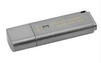 Kingston 8gb Usb 3.0 Dt Locker+ G3 W/automatic