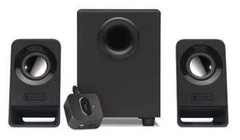 Logitech Logitech Multimedia Speakers Z213