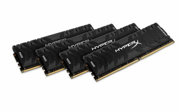 Kingston 64gb 3000mhz Kit Of 4 Xmp Hyperx Predator Memory Modules