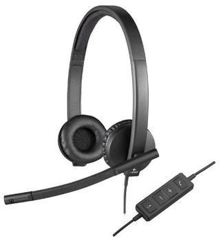 Logitech Logitech Usb Headset H570e Stereo