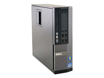 Dell Optiplex 390 SFF PC - Intel i5 - 3.10GHz, 8GB RAM, 2TB HDD, Windows 10 Pro