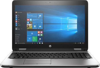 "HP ProBook 650 G3 | Intel Core i7 - 2.90GHz, 16GB RAM, 256GB SSD, 15.6"" Display, Windows 10 Pro"