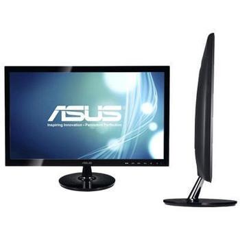 Asus Asus Vs247h-p 23.6 Wide Led,16:9,1920x1080,50,000,000:1 (ascr),300 Cd/m2,0.272mm