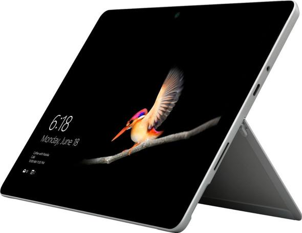 "Microsoft Surface Go - Intel Pentium – 1.60GHz, 4GB RAM, 64GB SSD, 10"" Touch, Windows 10 S, Silver"