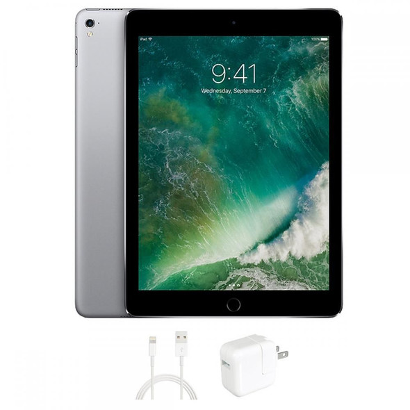 """Apple iPad 4 Pro Tablet - 9.7"""" Touchscreen, 2.16GHz, 32GB SSD, Space Gray"""