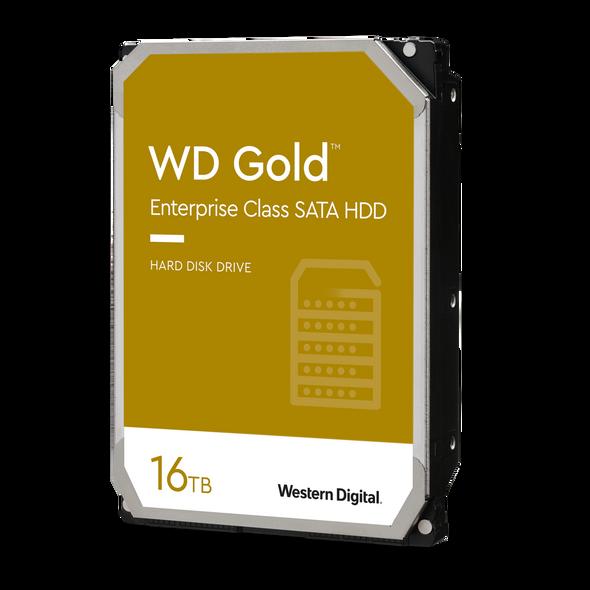 Western Digital 16TB Gold Enterprise SATA HDD