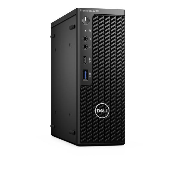 DELL Precision 3240 CFF - Intel Xeon W-1250, 16GB RAM, 512GB SSD, Windows 10 Pro for Workstations - 5WYWX