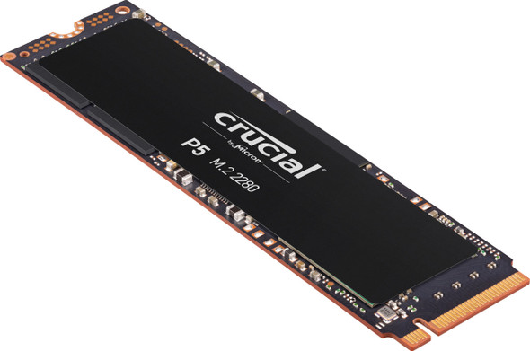 Crucial P5 - 2TB Solid State Drive - M.2 2280 PCI Express NVMe 3.0 - CT2000P5SSD8