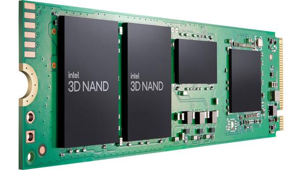 Intel SSD 670p 512GB NVMe M.2 Retail Box