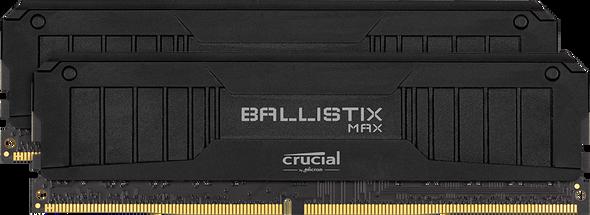 Crucial Ballistix 2x 16GB (32GB Kit) DDR4 3000 Memory Modules - BL2K16G30C15U4B