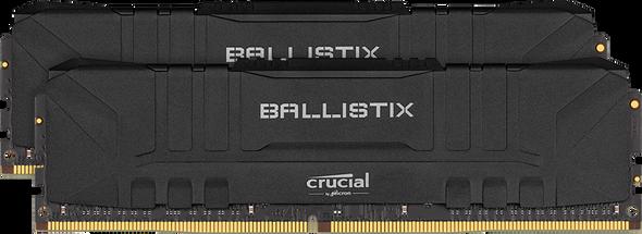 Crucial Ballistix - 2x 8GB (16GB Kit) DDR4 3600 Memory Modules - BL2K8G36C16U4B