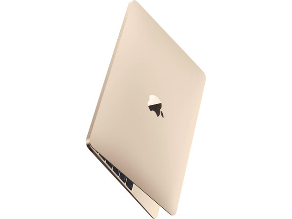 "Apple Macbook - Intel M3-6Y30, 8GB RAM, 240GB SSD, 12"" Display, Gold"