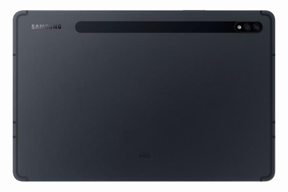 "Samsung Galaxy Tab S7, 11"" Touchscreen, 128GB eMMC, Mystic Black"