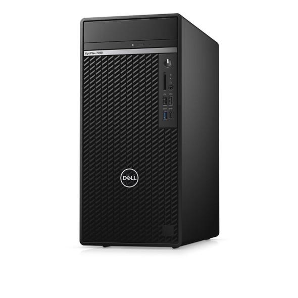 Dell Optiplex 7080 MT – Intel Core i5 – 3.10GHz, 8GB RAM, 256GB SSD, Windows 10 Pro